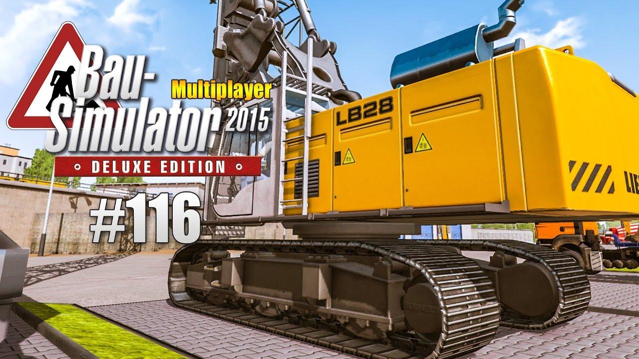 bau simulator 2015 multiplayer 116 sportplatz f r die. Black Bedroom Furniture Sets. Home Design Ideas