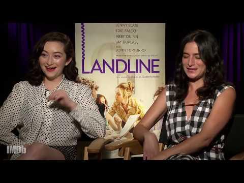 Landline Cast Talks Favorite '90s Movies   IMDb EXCLUSIVE