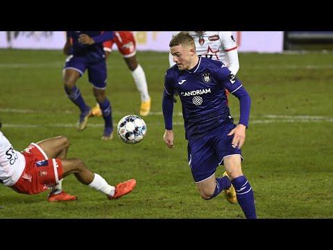 Mouscron Peruwelz Anderlecht Goals And Highlights