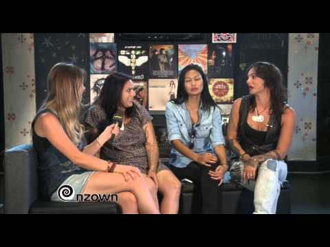Interview With Anika, Boh & Hollie on NZOWN