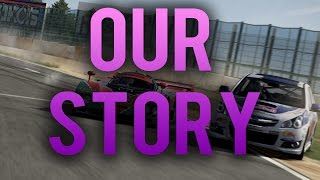 Forza Motorsport 4 | Our Story (Race Car Drifting Montage)