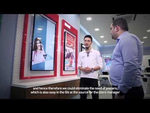 [Corporate/Telco] LG webOS Signage – Türk Telekom_Istanbul, Turkey