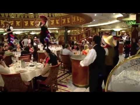 Comprehensive Video Of Carnival Spirit, August 2014
