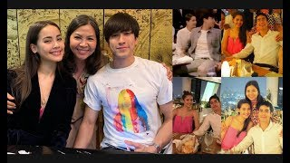 Nadech & Yaya so Sweet | Thank Mae Keaw so much!^^ | The Same Hands | 🐜🐜🐜 🐝🐝🐝🐝