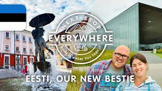 Eesti, Our New Bestie - Estonia & The Baltic Coast | Next Stop Everywhere