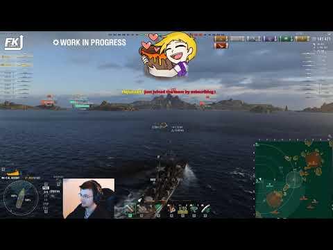 World Of Warships - More Nevsky More Balans