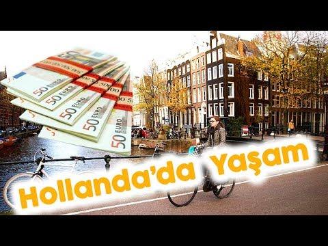 Hollanda'da Yaşamak - Günlük Vlog #10