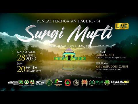 Download Guru A Mulkani - 2020-08-28 Manaqib Surgi Mufti Jamaluddin -  MP3 & MP4
