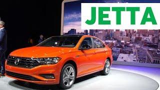 2018 Detroit Auto Show 2019 Volkswagen Jetta Consumer Reports