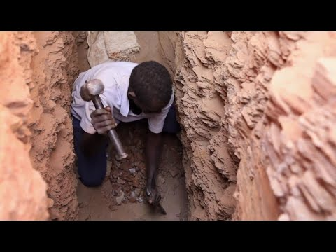 Sudan's gold rush driven by high-risk artisanal mining