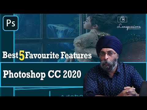 Top Five Features In Photoshop CC 2019 2020 🧡