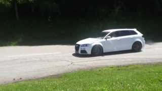 AUDI RS3 ABT DRIFT