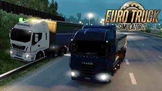 COME DISTRUGGERE IL CAMION DI PODERAK - EURO TRUCK SIMULATOR 2 ITA ONLINE