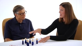 Bill Gates Meets with Katie Brown, Washington State Teacher of the Year