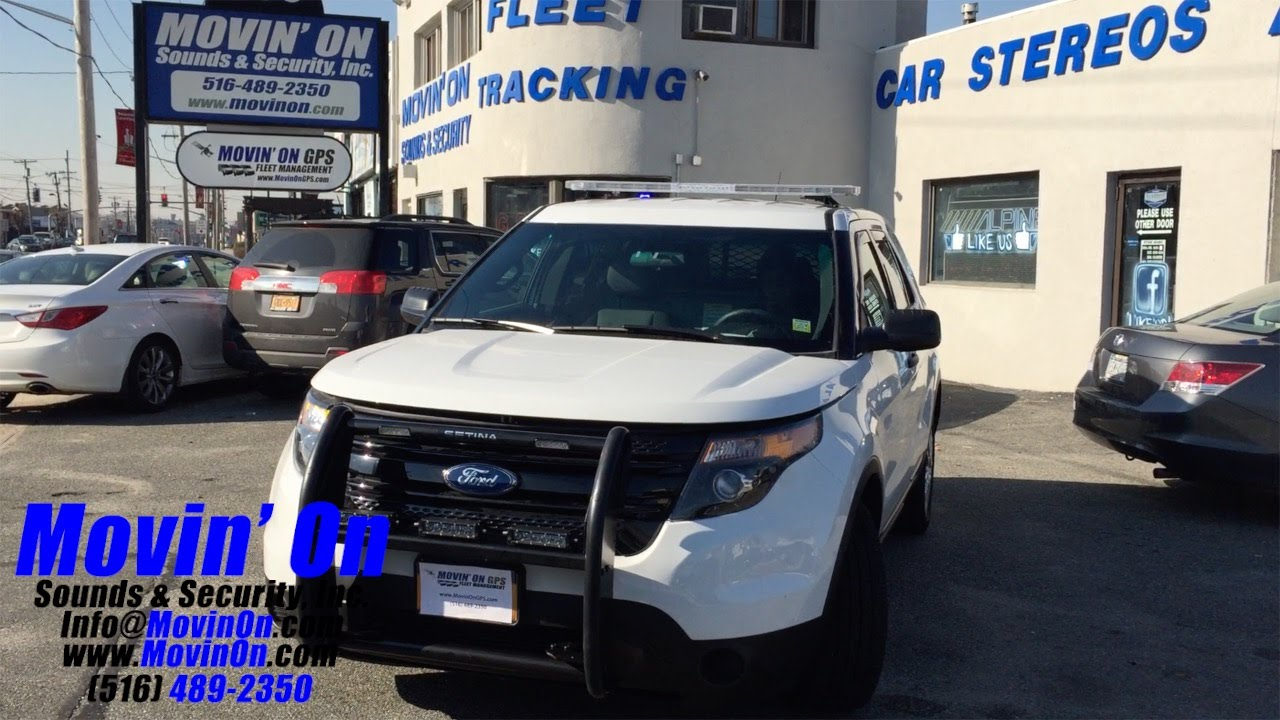 Ford Explorer Police Interceptor Youtube