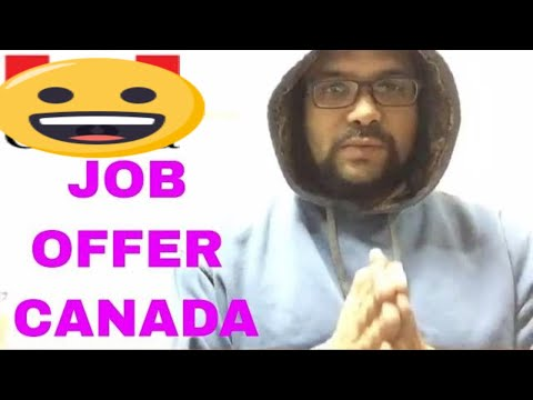 Approach Manpower Agencies To Get Canada Job Offer