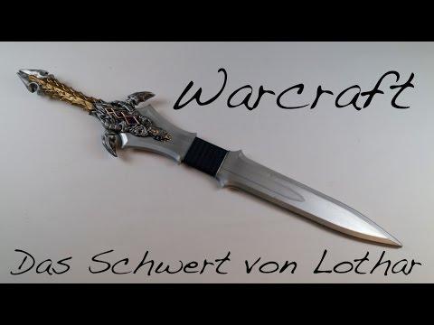 Warcraft - Das Schwert Von Lothar – LARP [95157]