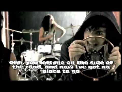 ESCAPE THE FATE - The Flood / Instrumental with  ( Karaoke )