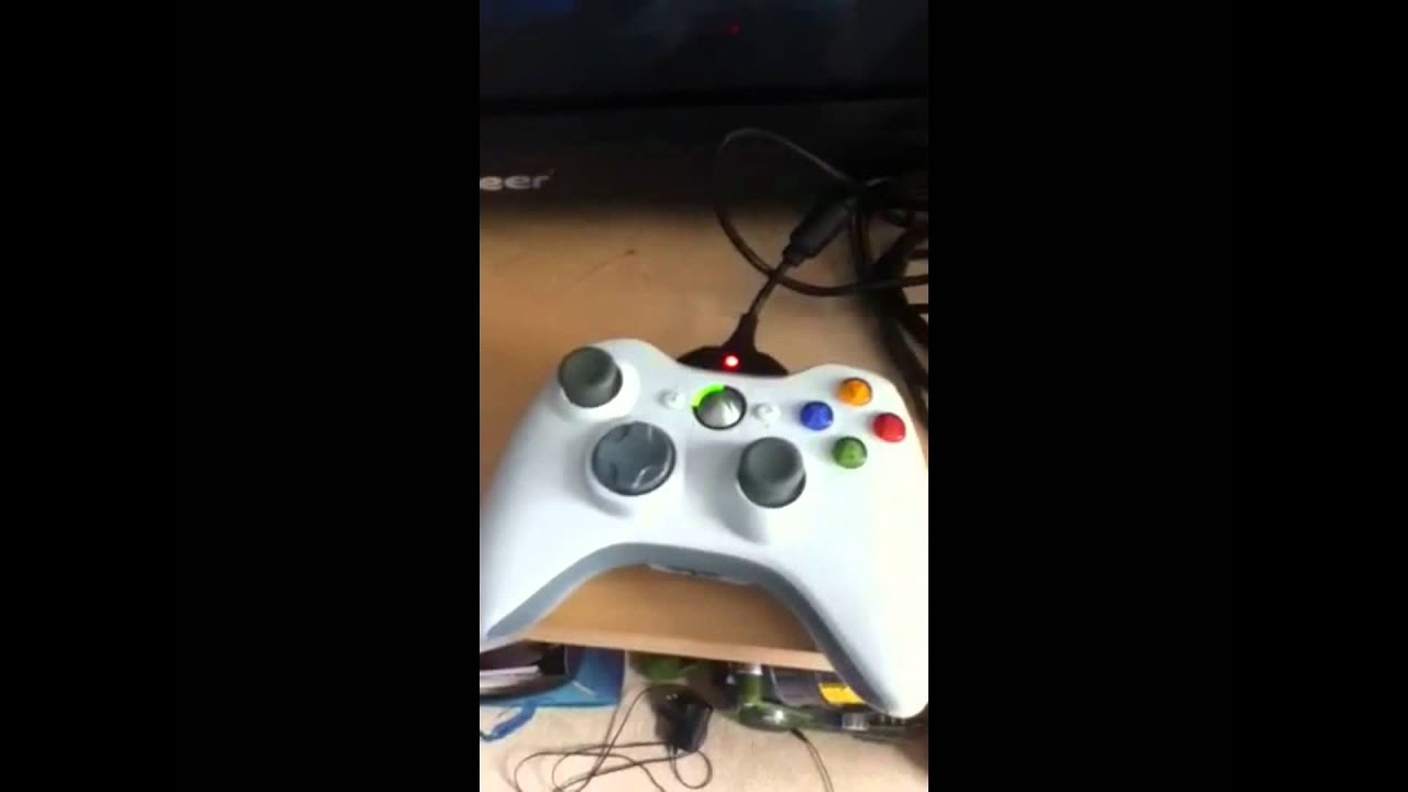 Xbox wire charger not working problem resolved! - YouTube