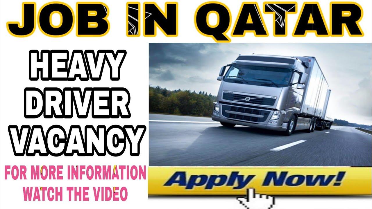 Driver job in Qatar | heavy driver job in Qatar | job in Qatar | Qatar  employment visa | Ak&sons