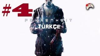 Fahrenheit: Indigo Prophecy #4 Mezarlık Ziyareti (1080p 60fps) Türkçe