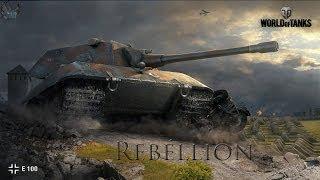 Montage World of Tanks - Rebéllion