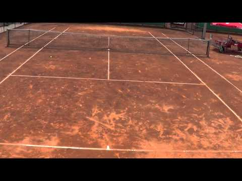 Sanches Casal Tennis Europe round of 16 Dani won 5-7 6-3 6-4     3 of 6