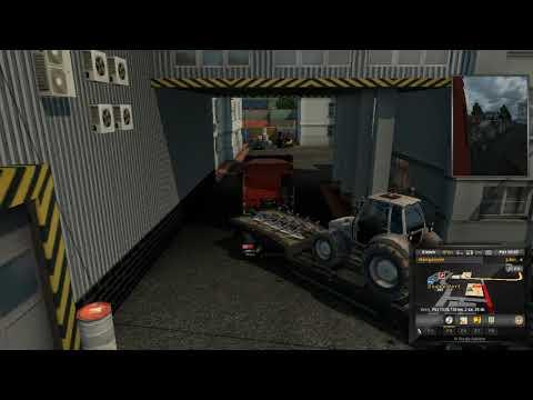 Euro Truck Simulator 2 Kariyer Başlangıcı
