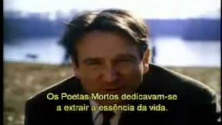 Sociedade dos Poetas Mortos | 1990 | Trailer Legendado | Dead Poets Society