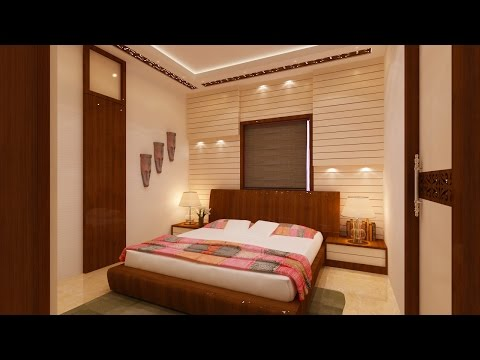 How To Decorate A Small Bedroom  Interior Design