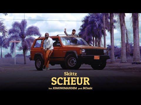 Skittz - Scheur feat. KIMONOMANDEM (prod. BClazic)