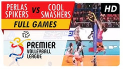 Perlas Spikers vs. Cool Smashers | Full Game | 5th Set | PVL Reinforced Conference | May 27, 2017