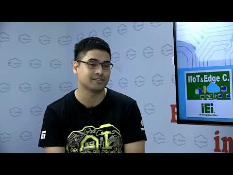 One Step to Accelerate AIoT Demand 2018 Shanghai CIIF IEI x QNAP