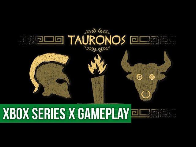 TAURONOS - Gameplay (Xbox Series X) HD 60FPS