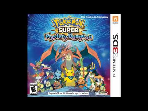 Pokemon Super Mystery Dungeon OST: Amp Plains