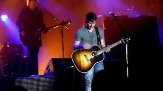 James Blunt - Into The Dark live Erfurt 18.03.2011
