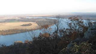 Scenic view at Petit Jean State Park