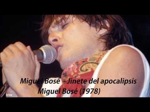 Miguel Bosé  Jinete del apocalipsis 1978 mp3