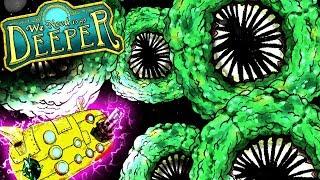DESTROYING THE TIME DEVOURER?! - Ultimate Sub vs Time Devourer Boss! - We Need to Go Deeper Gameplay