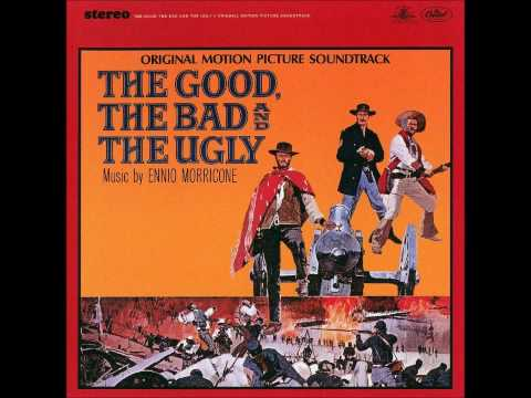 11. The Trio - Ennio Morricone (The Good, The Bad And The Ugly)