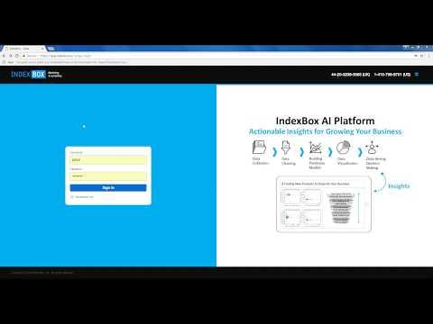 IndexBox AI Platform Overview