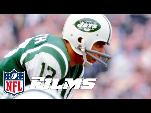 Jets beat the Raiders in the 1968 AFL Championship | NFL Films