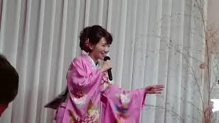 大沢桃子 金の鯱さん 本人映像 カラオケ喫茶花キャンペーン 2018年6月29日
