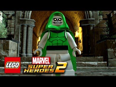 LEGO Marvel Super Heroes 2  How To Make Doctor Doom