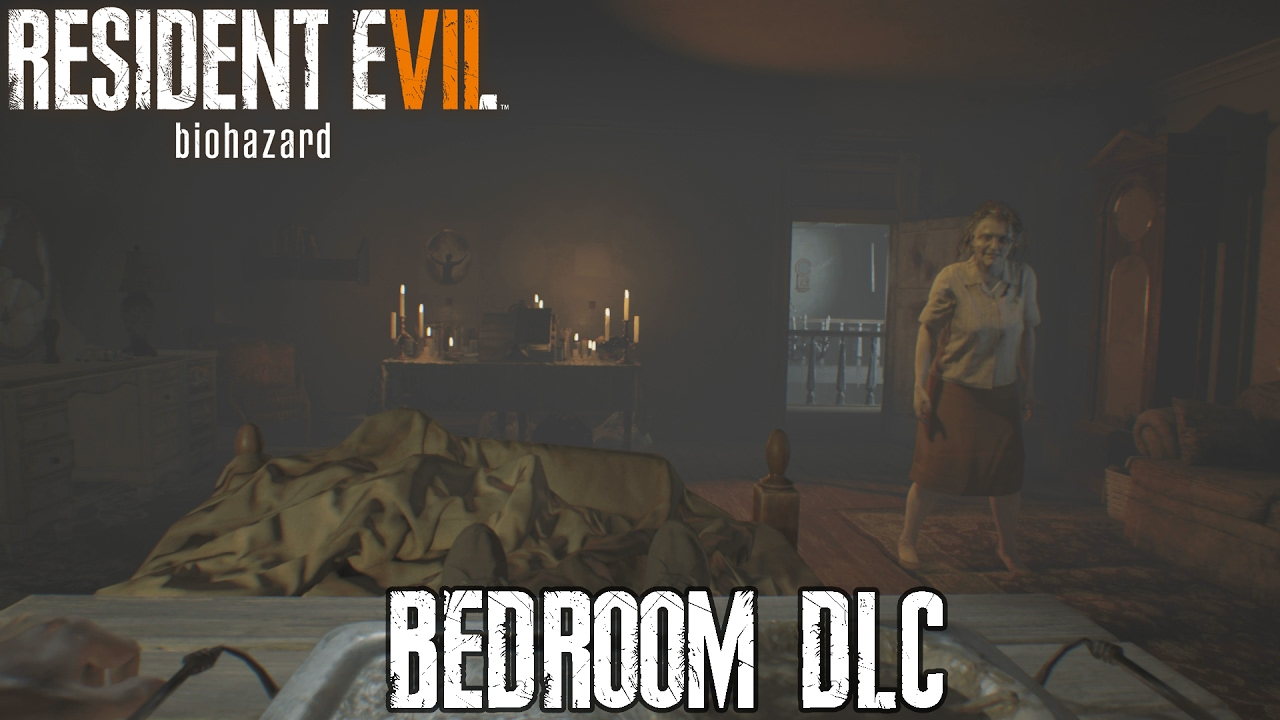 Resident Evil 7 Banned Footage Bedroom Dlc Gameplay Walkthrough