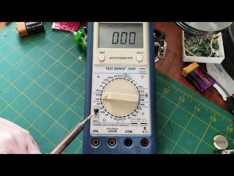 1972 Triangle Big Muff Pi With Bad FS36999 Transistor