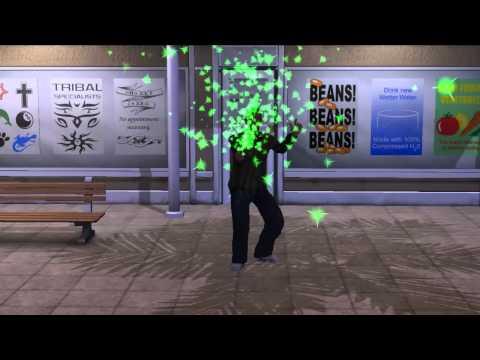 Moviestorm Creations #001 - Magic Wand Testing