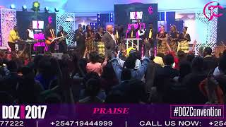 Anointed Praise and Worship Pastor Donnie McClurkin - Kenya