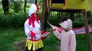Das Lied vom Hund und vom Hahn-Tijo Kinderbuch