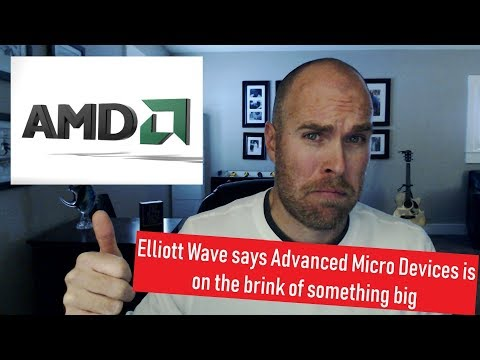 Hot Stock: Elliott Wave Analysis of AMD (Advanced Micro Devices)